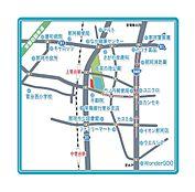 上菅谷駅まで徒歩約5分宮の池公園脇  菅谷西小まで徒歩約11分 商業施設には徒歩約10分で生活利便性の良い立地です