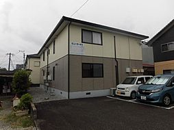 宮崎県宮崎市大塚町浜川田の賃貸アパートの外観