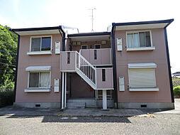 福岡県北九州市八幡西区光貞台3丁目の賃貸アパートの外観