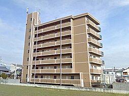 大阪府藤井寺市大井4丁目の賃貸マンションの外観