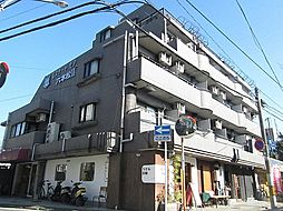 エステートモア六本松II[6階]の外観
