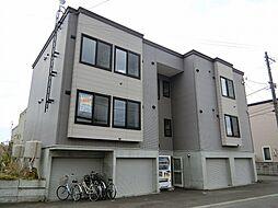 札幌市営南北線 真駒内駅 徒歩34分の賃貸アパート