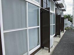 レオパレスKariba[204号室]の外観