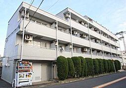 東京都葛飾区高砂6丁目の賃貸マンションの外観