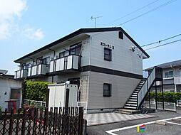 佐賀県佐賀市鍋島町大字八戸の賃貸アパートの外観