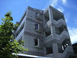 グランドール弐番館[4階]の外観