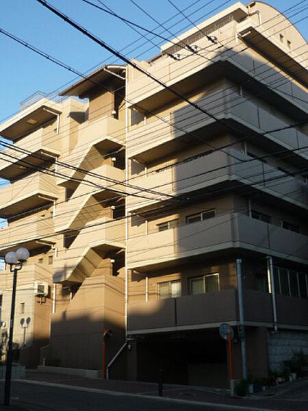 兵庫県神戸市中央区中山手通6丁目の賃貸マンションの画像