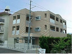広島県東広島市西条町土与丸の賃貸アパートの外観