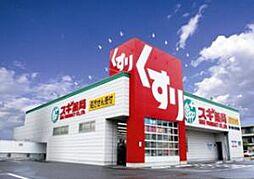 スギ薬局元宮店 350m