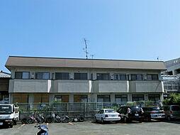 コーポ雅[1階]の外観