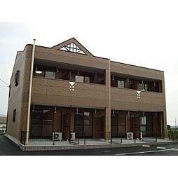 山口県下関市王司神田5丁目の賃貸アパートの外観