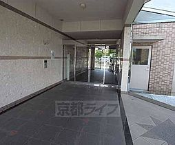 京都府宇治市五ヶ庄戸ノ内の賃貸マンションの外観