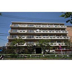 東京都八王子市堀之内3丁目の賃貸マンションの外観