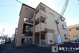 愛知県岡崎市江口1丁目の賃貸マンションの外観
