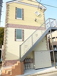 ユナイト 浜町クレオパトラの瞳[2階]の外観