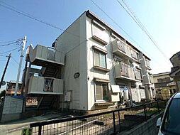 エステート新松戸[3階]の外観