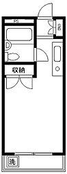 アイコート東長崎[303号室]の外観