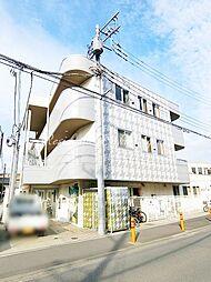 神奈川県茅ヶ崎市若松町の賃貸マンションの外観