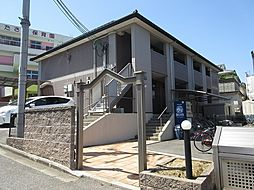 近鉄大阪線 河内国分駅 徒歩5分の賃貸アパート