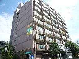 アパートメントハウス朴の樹[5階]の外観