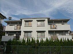 横山シティコーポ[202号室]の外観