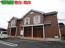 三重県多気郡明和町斎宮の賃貸アパートの外観