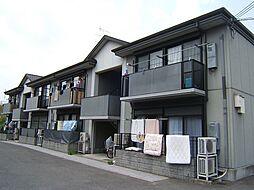 京都府綴喜郡井手町井手南玉水の賃貸アパートの外観