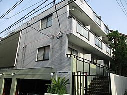 東京都世田谷区下馬5丁目の賃貸マンションの外観