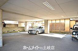 CASA MIA[2階]の外観