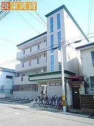 愛知県名古屋市瑞穂区川澄町3丁目の賃貸マンションの外観