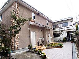 [テラスハウス] 兵庫県宝塚市花屋敷荘園1丁目 の賃貸【/】の外観