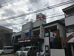 大阪府高槻市芥川町4丁目の賃貸マンションの外観