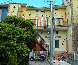 東門前ソレイユ[1階]の外観