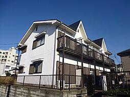 パールハイツ吉川[101号室]の外観