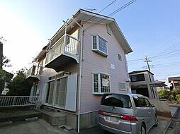 [タウンハウス] 千葉県富里市日吉台5丁目 の賃貸【/】の外観