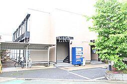 東京都世田谷区祖師谷6丁目の賃貸アパートの外観