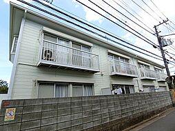 東京都杉並区久我山2丁目の賃貸アパートの外観