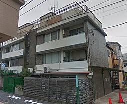 東京都中野区中央2丁目の賃貸マンションの外観