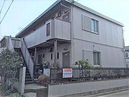 東京都江戸川区西一之江4丁目の賃貸アパートの外観