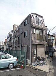 東京都葛飾区柴又7丁目の賃貸アパートの外観