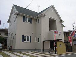 福岡県福岡市博多区浦田1丁目の賃貸アパートの外観