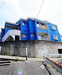 福岡県福岡市城南区南片江2の賃貸アパートの外観