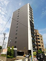 大阪府大阪市東淀川区東淡路4丁目の賃貸マンションの外観