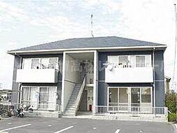 香川県高松市鶴市町の賃貸アパートの外観