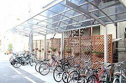三篠北パークマンション[7階]の外観
