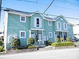 埼玉県春日部市緑町3の賃貸アパートの外観