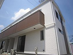 上戸祭メゾネットII[2階]の外観