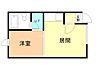 間取り,1DK,面積21.46m2,賃料2.9万円,バス くしろバス住吉郵便局下車 徒歩5分,,北海道釧路市住吉2丁目12