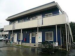 ファミールケイB棟[202号室]の外観