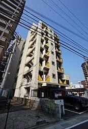 福岡県福岡市中央区今泉2丁目の賃貸マンションの外観